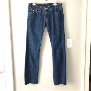 True Religion Joey Flare Jeans Women's Sz 30